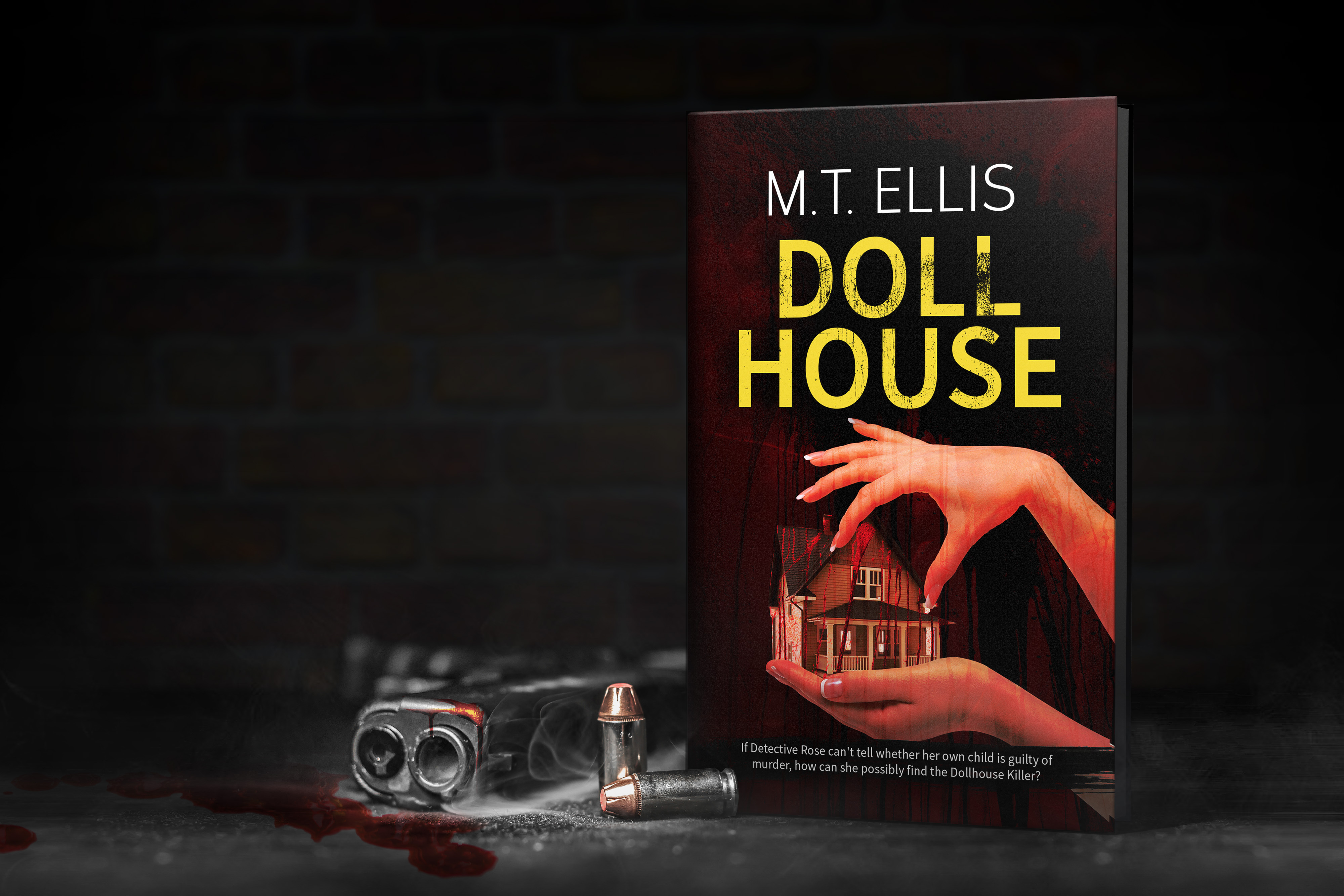 Dollhouse by M.T. Ellis